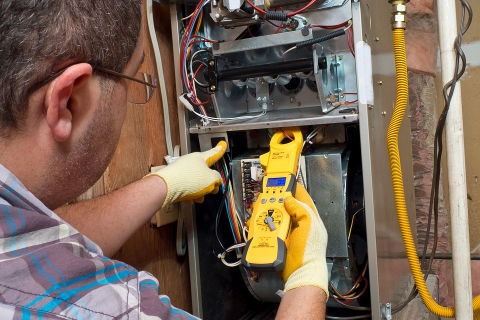 Furnace Repair by Gough Heating & Air Conditiong